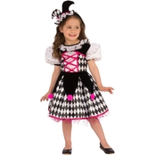 Rubie's Costume Girls Jester Costume