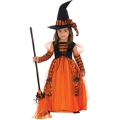 Rubie's Costume Girls Sparkle Witch Costume
