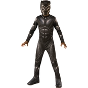 Rubie's Costume Boys Marvel Black Panther Costume