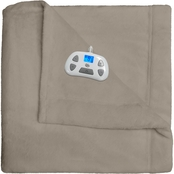 Serta Comfort Plush Electric Blanket