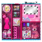 Barbie Fab Beauty Wardrobe 13 pc. Set