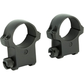 Ruger Scope Ring Set 1 in. High 2 pk.
