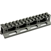 UTG Super Slim Picatinny Riser Mount, 1 in. Height, 13 Slots