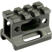 UTG Super Slim Picatinny Riser Mount 1 in. High, 3 Slots