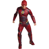 Rubie's Costume Adult Justice League Movie Flash Deluxe Costume