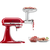 KitchenAid Metal Food Grinder Attachment