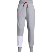 Under Armour Girls Unstoppable Double Knit Jogger Pants