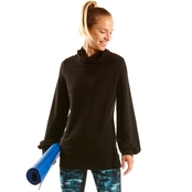 PBX Pro Balloon Sleeve Tunic