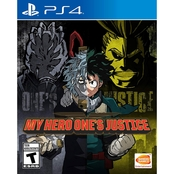 My Hero Ones Justice (PS4)