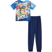 Nickelodeon Little Boys PAW Patrol Sublimated Mesh Jogger Set