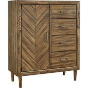 Signature Design by Ashley Broshtan Door Chest