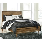 Signature Design by Ashley Broshtan Panel Bed