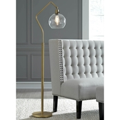 Signature Design by Ashley Marilee Metal Floor Lamp