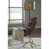 Signature Design by Ashley Mance Metal Floor Lamp