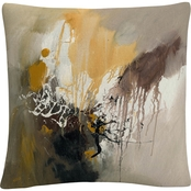 Trademark Fine Art Rio Abstract I Decorative Throw Pillow
