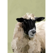 GreenBox Art Canvas Flocks & Herds, Coops 10x14