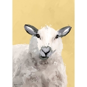GreenBox Art Canvas Flocks & Herds, Suzi 10x14