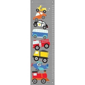 GreenBox Art Growth Chart Ways To Wheel 12x42