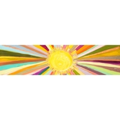 GreenBox Art Canvas Little Sunshine 48 x 12