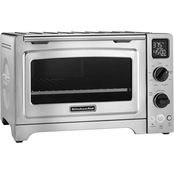 KitchenAid Stainless Steel 12 in. Convection Digital Countertop Oven
