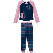 Care Bears Girls Cute 24/7 Pajama Set