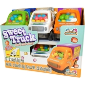 Kidsmania Sweet Toy Trucks with Candy 12 pk.
