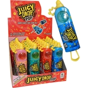 Juicy Drop Pop Lollipops 24 pk.