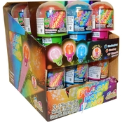 Kidsmania Flash Pops Ring Candy 12 pk.