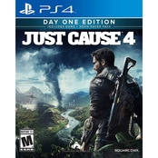 Just Cause 4 - Day One Edition (PS4)
