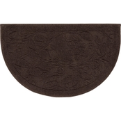 Mohawk Foliage 24 in. x 39 in. Slice Rug
