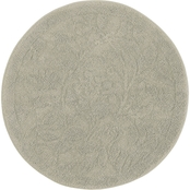 Mohawk Foliage 36 in. Round Rug