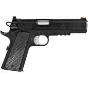 Springfield Range Officer Elite Operator 9MM 5 in. Barrel 9 Rd 2-Mags Pistol Black