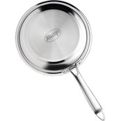 Gotham Steel 11 in. Stainless Steel NonStick Fry Pan