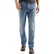Lucky Brand 410 Athletic Fit Denim Jeans