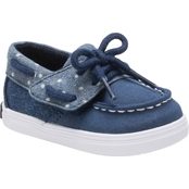 Sperry Infant Girl's Intrepid Crib Jr. Boat Shoes