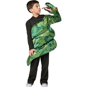 Rasta Imposta Kids Anaconda Costume, Medium (7-10)
