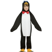 Rasta Imposta Little Kids Penguin Costume, Small (4-6x)