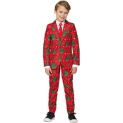 Little Boys / Boys Christmas Red Suit Costume