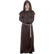Rasta Imposta Little Boys / Boys Brown Monk Robe Costume