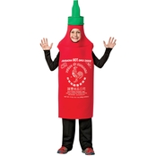 Rasta Imposta Kids Sriracha Tunic Costume Medium (7-10)