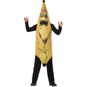Rasta Imposta Kids Zombie Banana Costume, Medium (7-10)