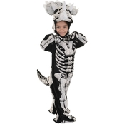 Underwraps Toddler Boys Triceratops Costume