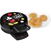 Mickey Mouse Oh Boy Waffle Maker