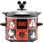 Mickey Mouse 2 qt. Slow Cooker