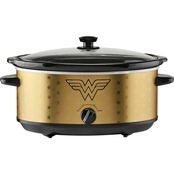 Wonder Woman 7 qt. Slow Cooker
