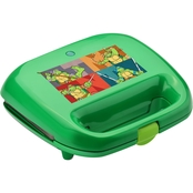 Teenage Mutant Ninja Turtles 2 Square Waffle Maker