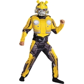 Disguise Ltd. Little Boys / Boys Transformers Bumblebee Muscle Costume