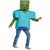Disguise Ltd. Kids Minecraft Zombie Classic Costume
