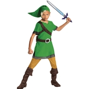 Disguise Ltd. Little Boys / Boys Link Classic Costume