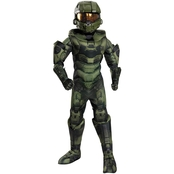 Disguise Ltd. Little Boys / Boys Master Chief Prestige Costume